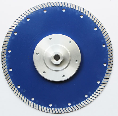 230mm Granite Hot Pressed diamond circular blade
