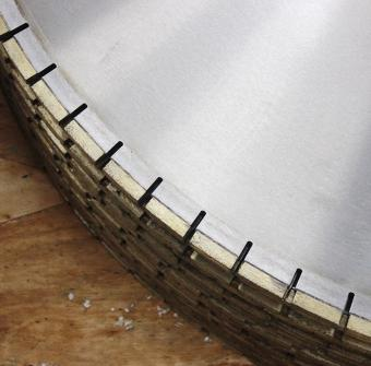 1200mm 48inch diamond saw blades for marble block cutting