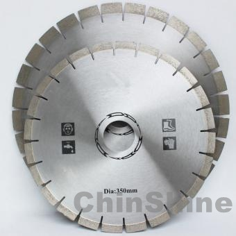 Granite diamond blade and granite blades