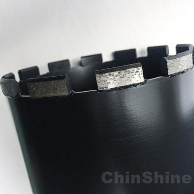 laser welding dry diamond core drill bits
