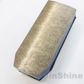 Metal diamond abrasive fickert,Metal bonded diamond fickert and abrasive grinding block for granite