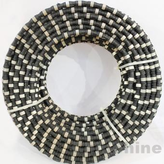 Diamond wire for granite