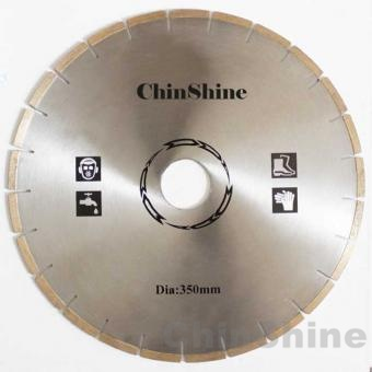 350mm marble diamond saw blade