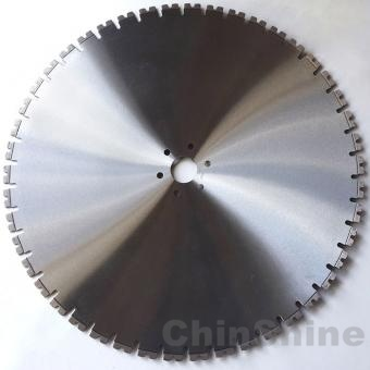 32 concrete wall saw blade