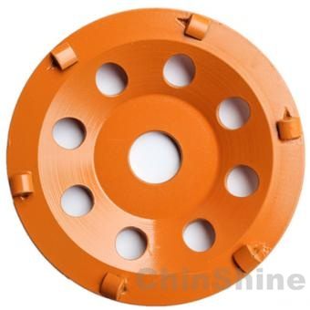 5 inch PCD Concrete grinding disc for floor