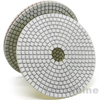 Diamond stone polishing pads for marble granite