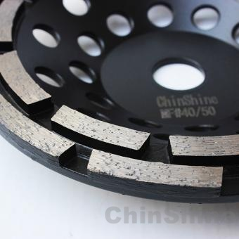 7 Diamond grinding cup wheel concrete