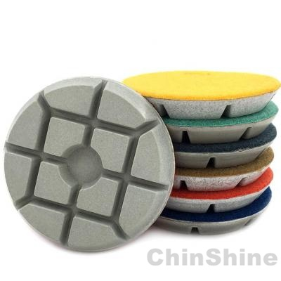 China best concrete polishing pads