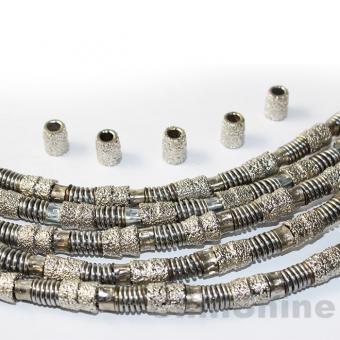 Vacuum Brazed diamond wire saw