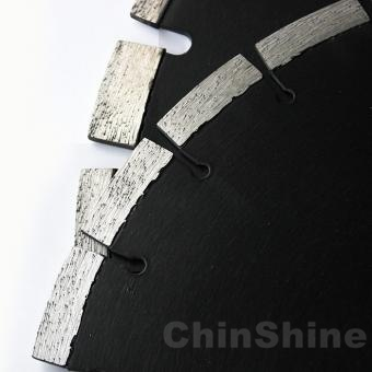 350mm Asphalt saw blade