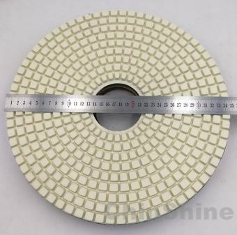 350mm 400mm diamond polishing pads