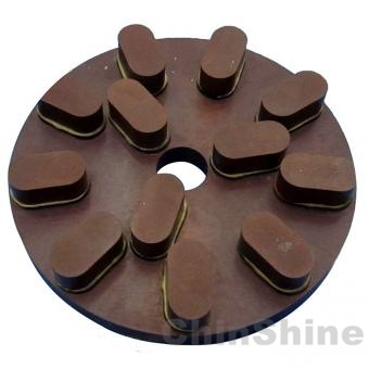 250mm resin grinding wheel for granite