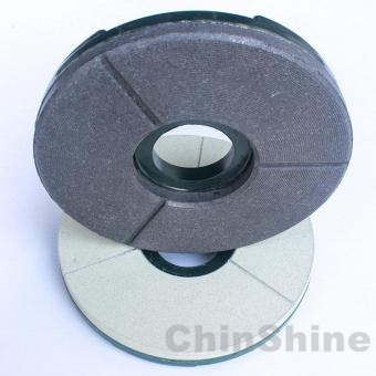 250mm Buff polishing disc and polishing wheel