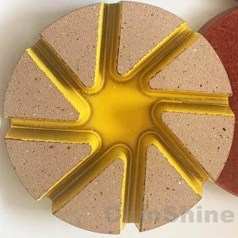 4 inch ceramic grinding disc polishing