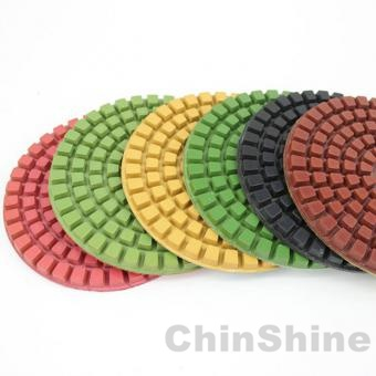 China best price diamond polishing pads