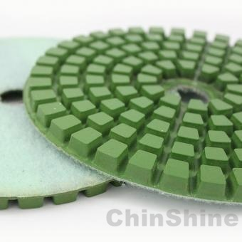 Cheap stone polishing pads for granite and marble