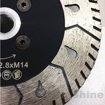 Best 125mm diamond saw blade for granite