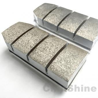 granite diamond abrasive fickert