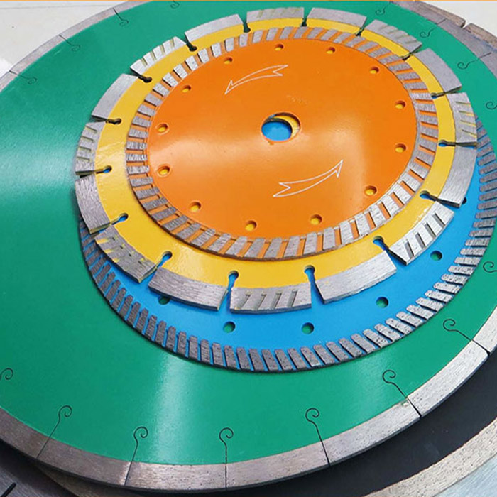 How do you choose the perfect diamond circular saw blade?