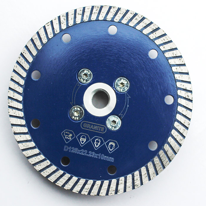 An inquiry about diamond circular blade from a professional buyer